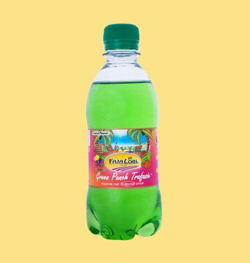 Faja Lobi Green Punch Trafasie 330 ml
