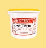 Masterbeef Masterbeef Zoutvlees (Sowtu Metie) 12,5 kg