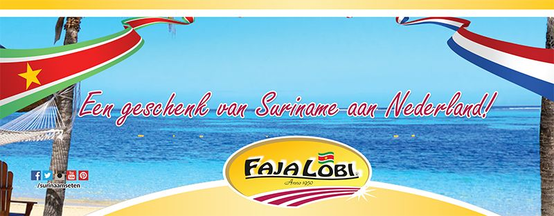 Faja Lobi Surinaamseten Cadeaubon