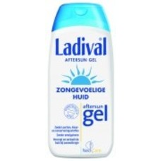 Ladival Zongevoelige Huid Aftersun Gel