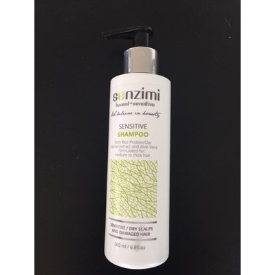 Parfumvrije shampoo
