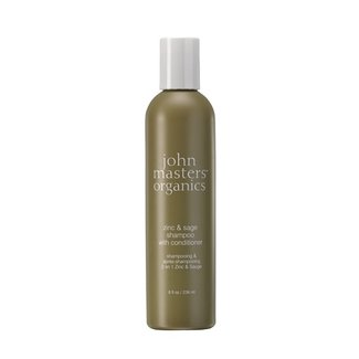 John Masters Organics Zinc & Sage Shampoo & Conditioner in1