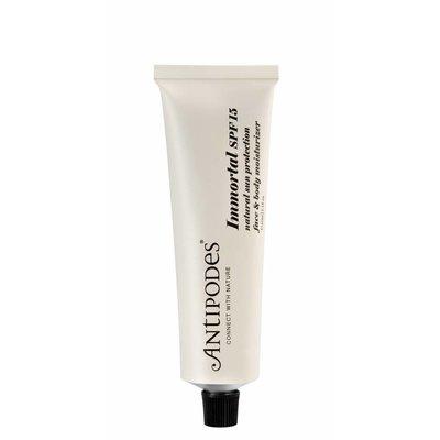 Antipodes Parfumvrije natuurlijke zonnebrandcreme spf 15