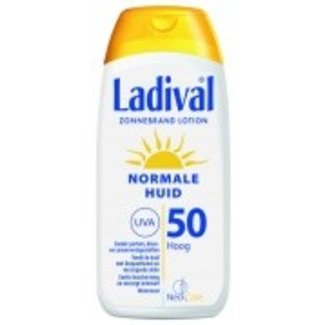 Ladival Zonnebrand Lotion 50