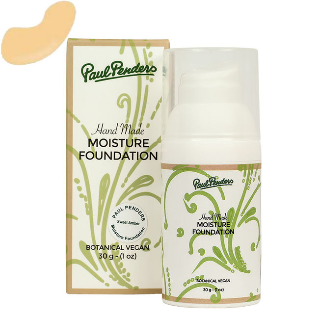 Paul Penders Parfumvrije vloeibare foundation Island Sand