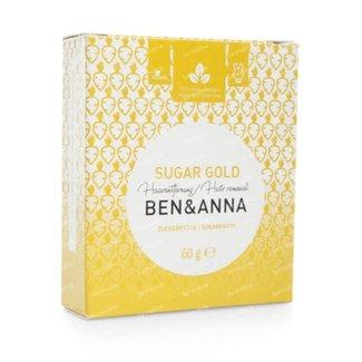 Ben & Anna Sugar Gold Ontharingspasta