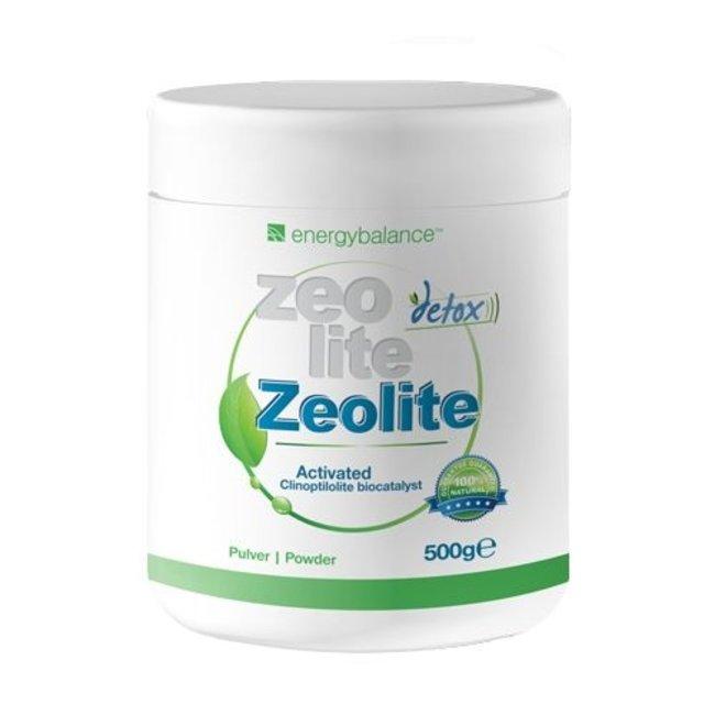Energy Balance Zeolietklei 93% Clinoptilolite
