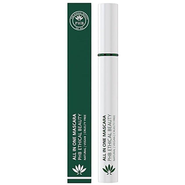 PHB Ethical Beauty Natuurlijke Zwarte Mascara