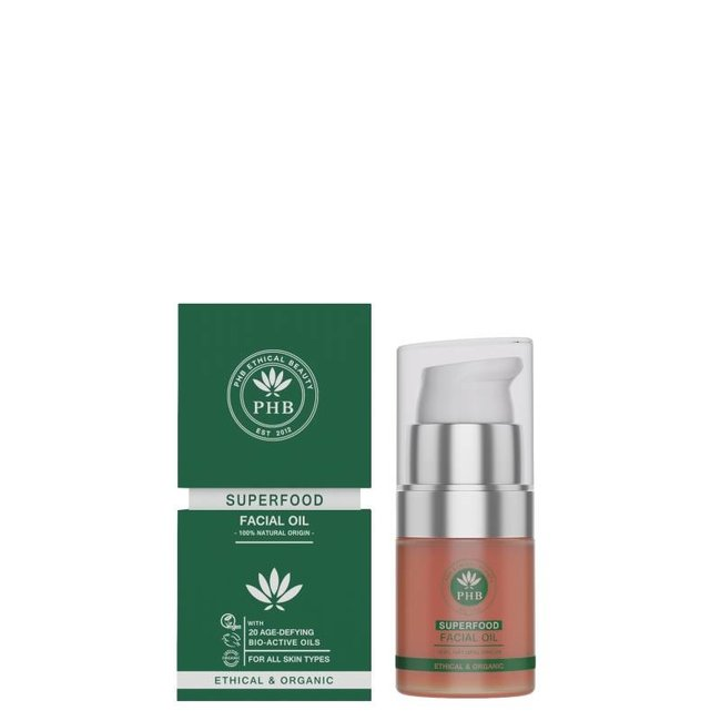 PHB Ethical Beauty Superfood Gezichtsolie