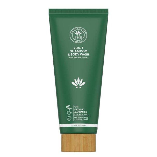 PHB Ethical Beauty Shampoo & Body Wash