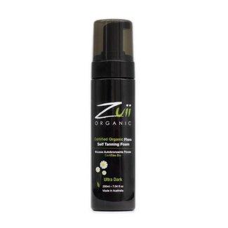Zuii Organic Self Tanning Foam Ultra Dark
