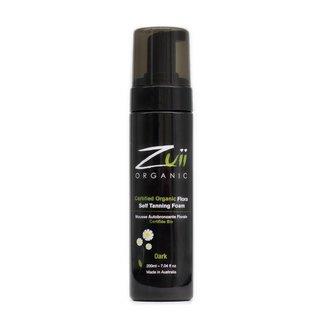 Zuii Organic Self Tanning Foam Dark