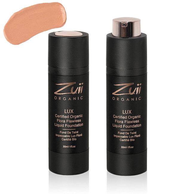 Zuii Organic LUX Flawless Vloeibare Foundation Coconut