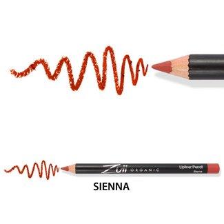 Zuii Organic Lipliner Pencil Sienna