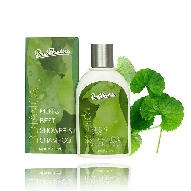 Paul Penders Natuurlijke Shampoo & Douchegel voor de man