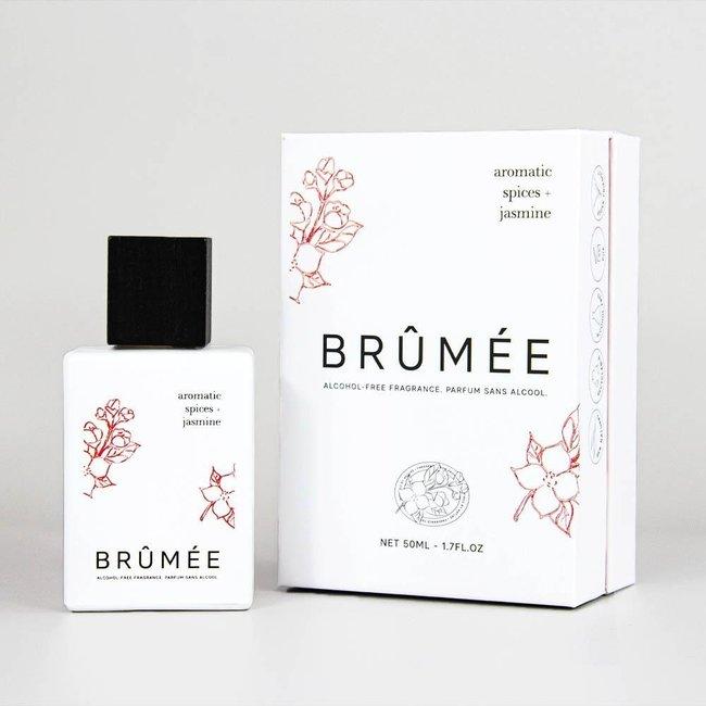Brûmée Alcoholvrij Parfum Aromatic Spices + Jasmine