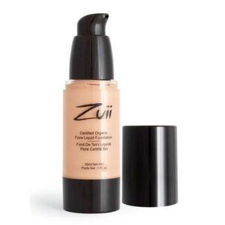 Zuii Organic Liquid Foundation Natural Medium