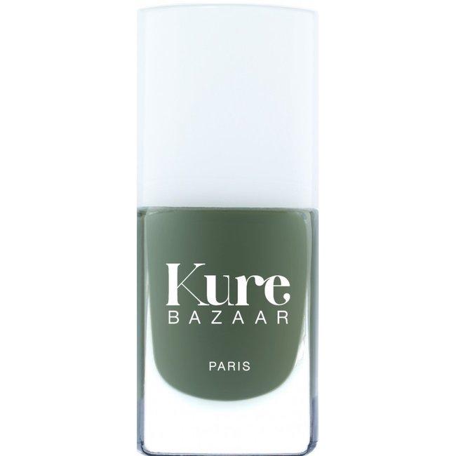 Kure Bazaar hypoallergene groene nagellak Khaki