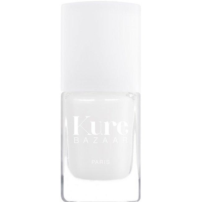 Kure Bazaar hypoallergene witte nagellak Clean