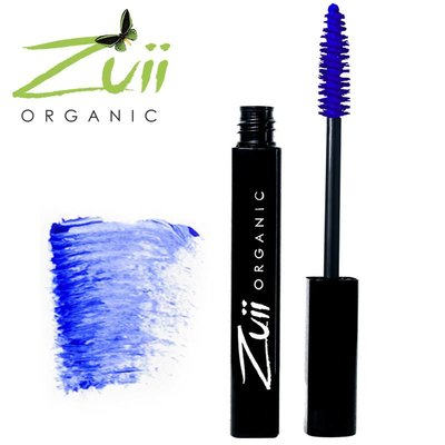 Zuii Organic Parfumvrije blauwe mascara
