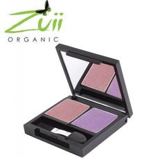 Zuii Organic Duo Eyeshadow Palette Comet