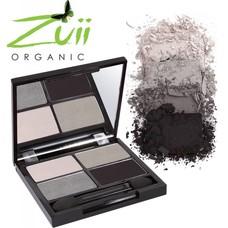 Zuii Organic Quad Eyeshadow Palette Diva