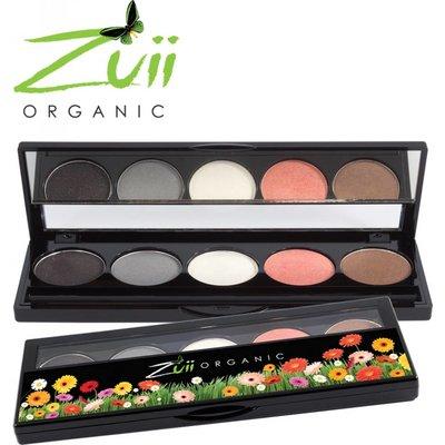 Zuii Organic Parfumvrij oogschaduw Palet Glamour