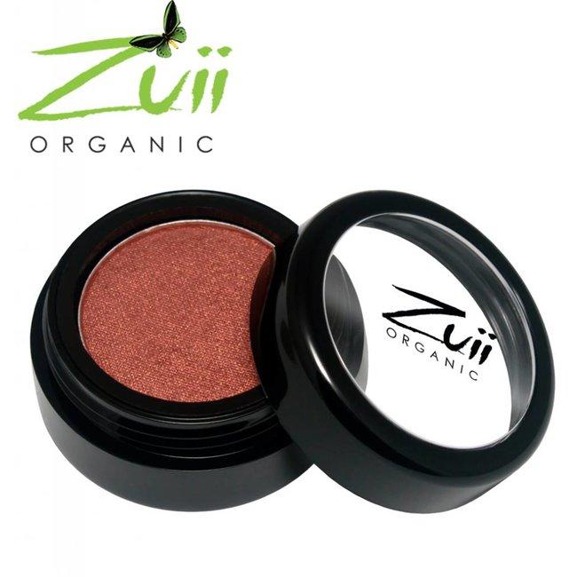 Zuii Organic Parfumvrije roodbruine oogschaduw Flame