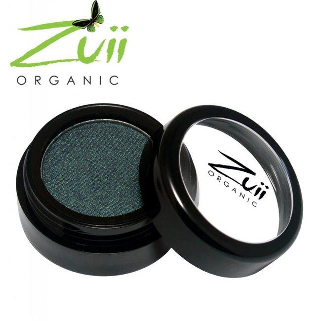 Zuii Organic Parfumvrije donkergroene oogschaduw Moss