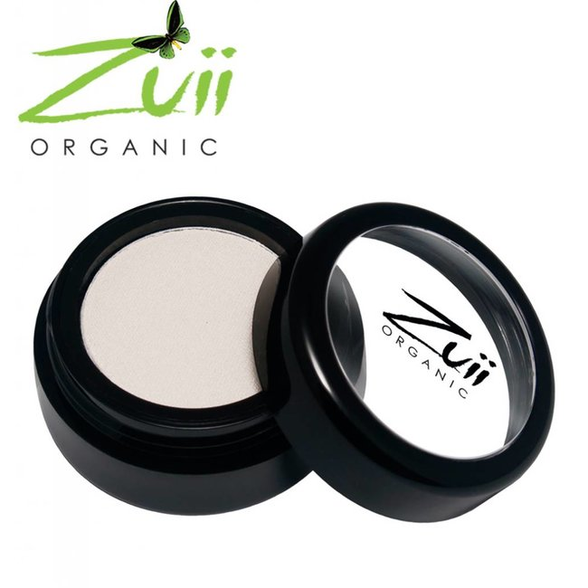Zuii Organic Parfumvrije witte oogschaduw Vanilla Frost