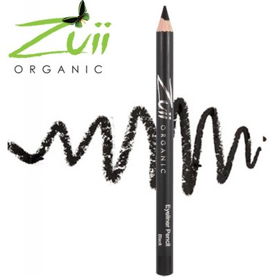 Zuii Organic Hypoallergeen oogpotlood zwart