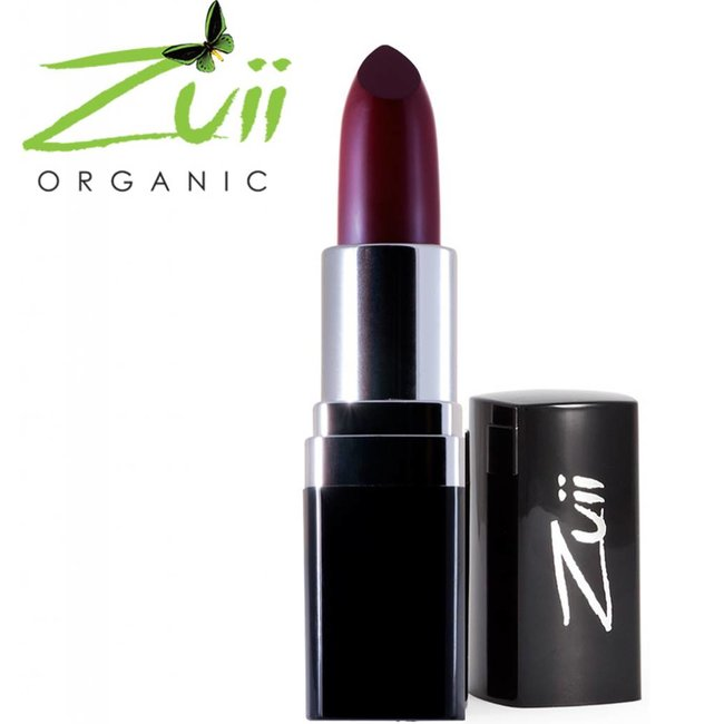 Zuii Organic Parfumvrije lippenstift Sugar Plum