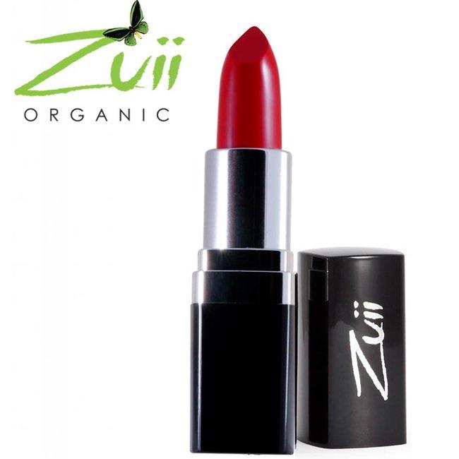 Zuii Organic Parfumvrije lippenstift Classic Red