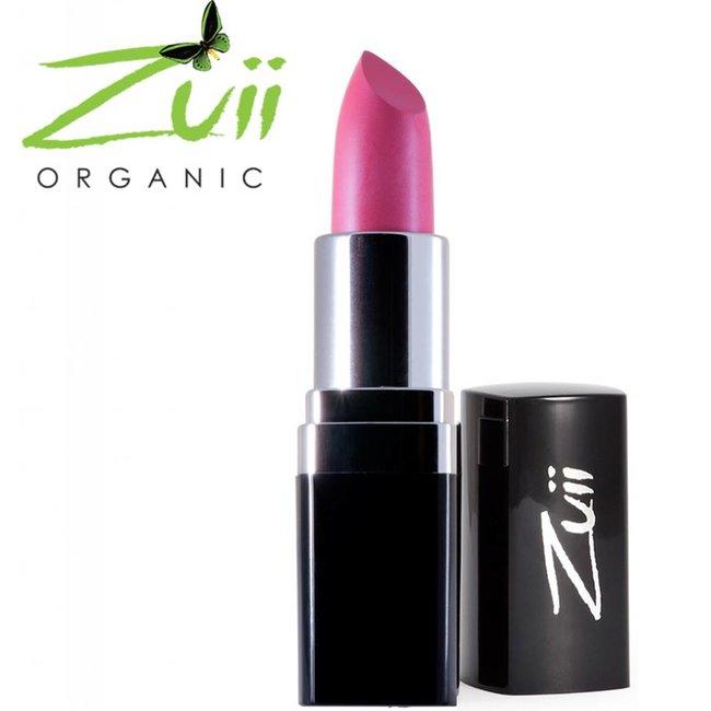 Zuii Organic Parfumvrije rose lippenstift Sheer Rose