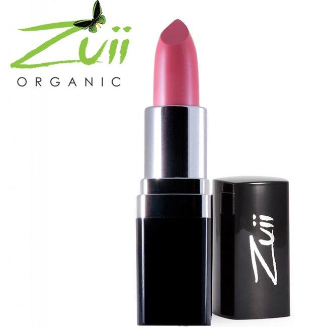 Zuii Organic Parfumvrije rose lippenstift Butterscotch