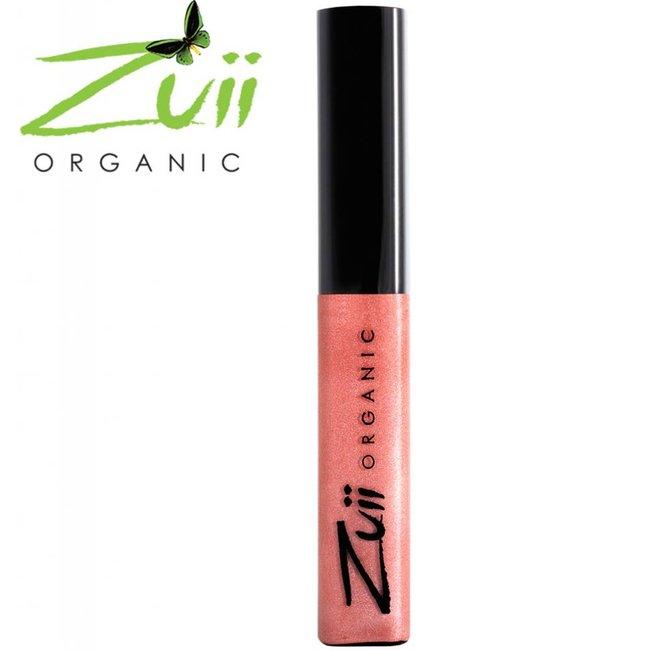 Zuii Organic Parfumvrije lipgloss Rose