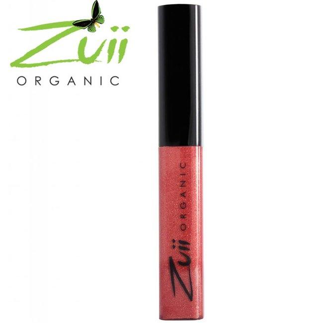 Zuii Organic Parfumvrije lipgloss Hibiscus