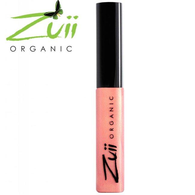 Zuii Organic Parfumvrije lipgloss Frangipani