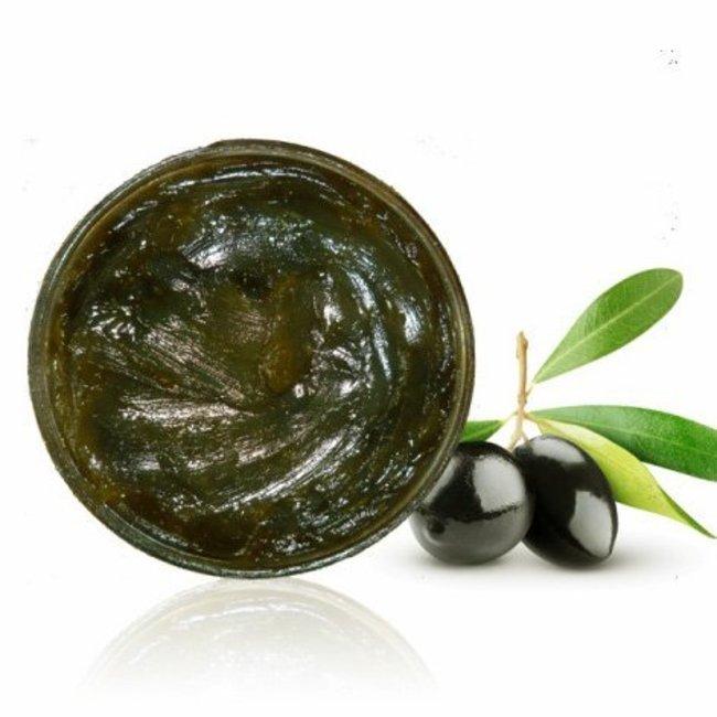 Arc en Sels Parfumvrije zwarte zeep met eucalyptus