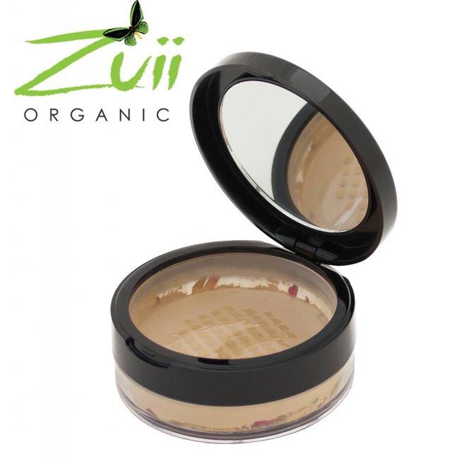 Zuii Organic Parfumvrij poederfoundation Dune