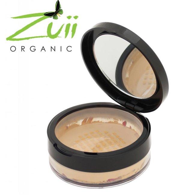 Zuii Organic Parfumvrij poederfoundation Alabaster
