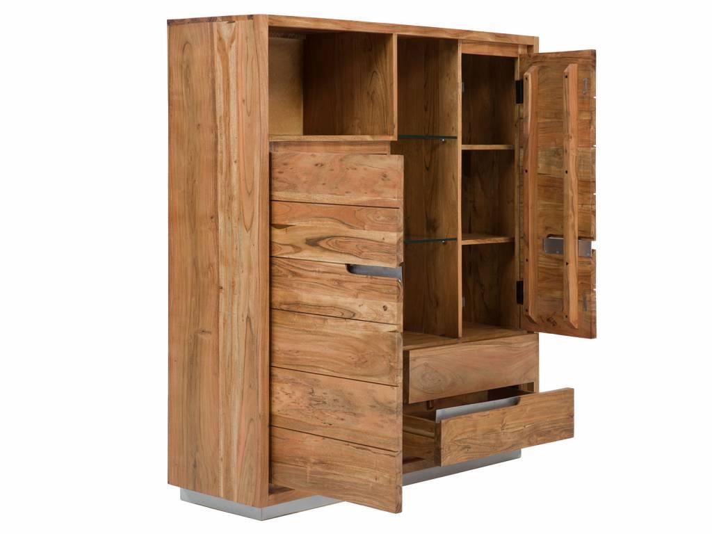 Brotschrank Küchenschrank Massivholz Möbel