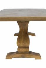 XXL Esstisch 300cm Küchen Tisch Teak