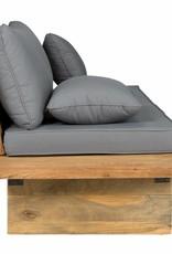Teak Garten Sofa - Lounge