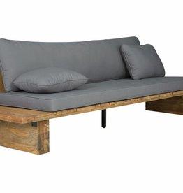 Teak Garten Sofa - Lounge oder Sessel