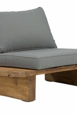 Teak Garten Sofa - Lounge oder Teak Sessel