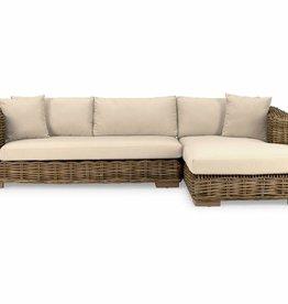 Eck Rattan Sofa