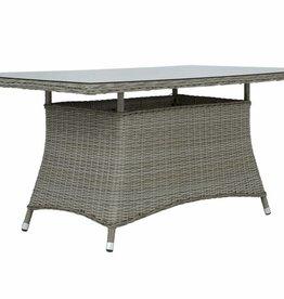 Polyrattan Garten Tisch
