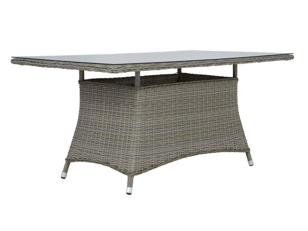 Polyrattan Garten Tisch ...