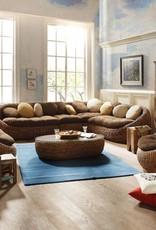 Bananenblatt Sofa